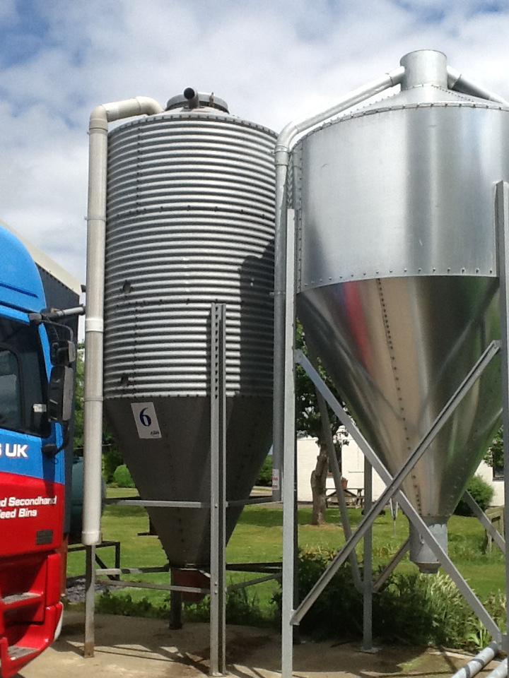 Bulk Feeders UK :::: New and Used Feed Bin Sales, Nationwide Bin
